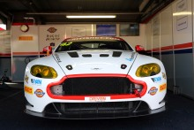 Garage British GT Brands Hatch 2017