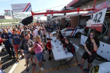 Autographs Brands Hatch 2017