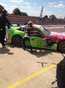 British GT 2016 Snetterton
