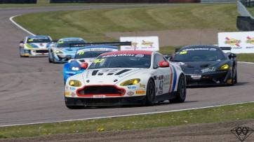 British GT 2017 Rockingham